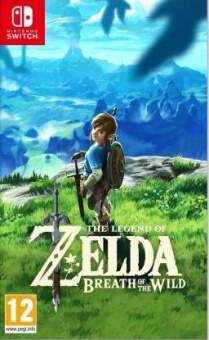 the legend of zelda: breath of the wild (switch) фото