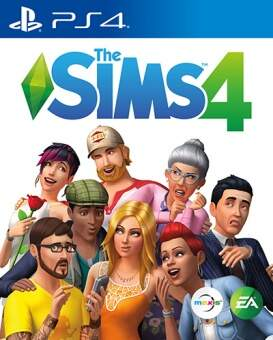 sims 4 (ps4) фото