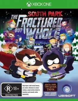south park: fractured but whole (xbox one) фото