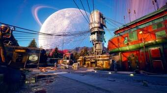 the outer worlds (ps4) фото