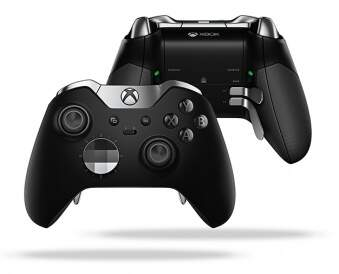 джойстик microsoft xbox one elite wireless controller фото