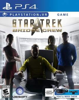 star trek: bridge crew vr (ps4) фото