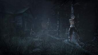 outlast trinity (ps4) фото