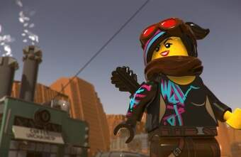 lego movie 2 videogame (ps4) фото