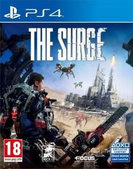 the surge (ps4) фото