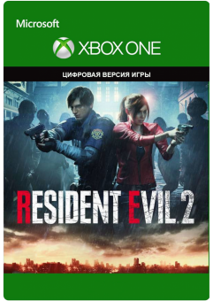 resident evil 2 remake (xbox one) фото
