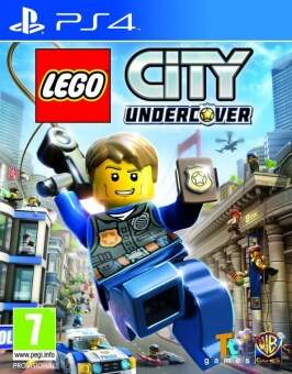 lego city: undercover (ps4) фото