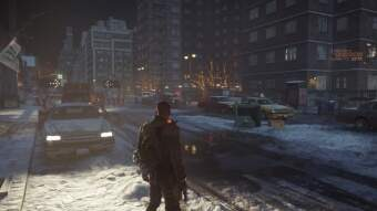 tom clancy's the division (ps4) фото