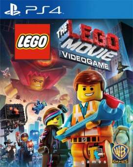 lego movie videogame (ps4) фото