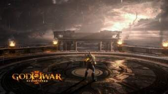 god of war 3 remastered (ps4) фото