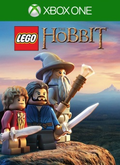 lego the hobbit (xbox one) фото