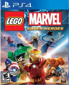 lego marvel super heroes (ps4) фото