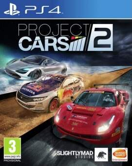 project cars 2 (ps4) фото