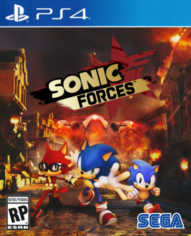 sonic forces (ps4) фото