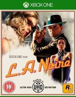 l.a. noire (xbox one) фото