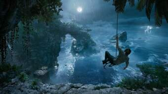shadow of the tomb raider (ps4) фото