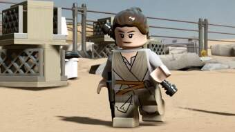 lego star wars: the force awakens (ps4) фото