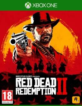 red dead redemption 2 (xbox one) фото