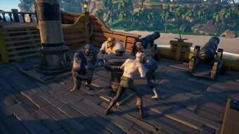 sea of thieves (xbox one) фото